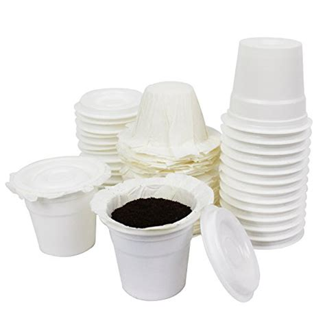 Make Your Own Keurig Paper Filters - disposable cups for use in keurig brewers simple cups 50