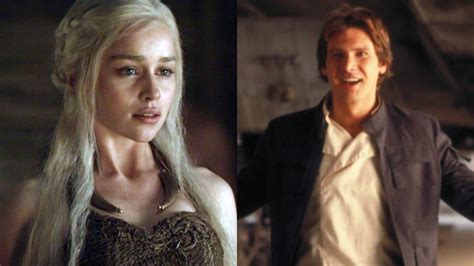 emilia clarke joins the upcoming han solo star game of thrones star emilia clarke has joined the cast of