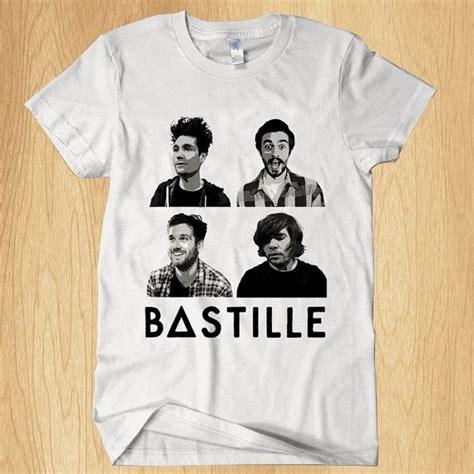 Bastille Personnel Rock Band T Shirt bastille t shirt t shirt rock band t shirt for by