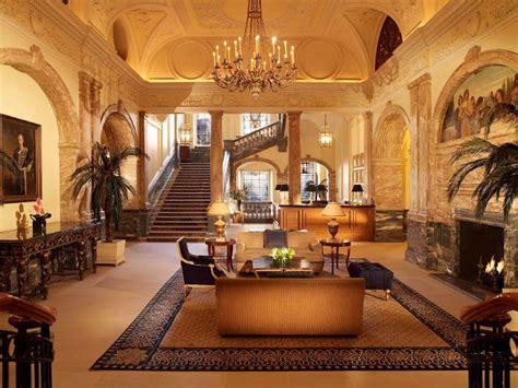 worlds  opulent hotel lobbies