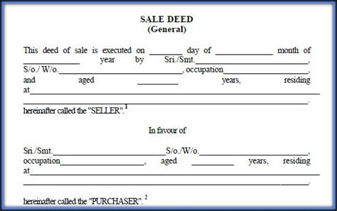 deed of sale template 5 ways of transferring or acquiring real estate property