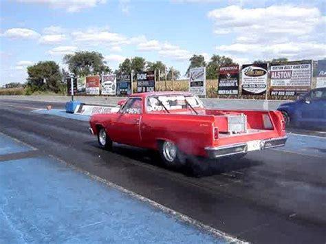 el camino drag car 65 el camino drag racing a pt cruiser youtube
