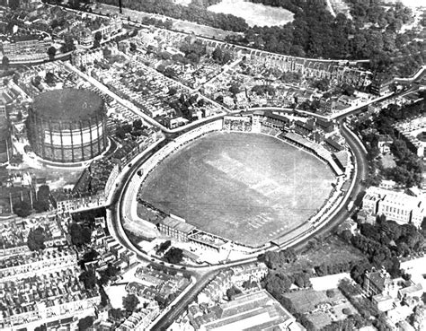 the oval aerial view of the oval kennington 1938 ideal homes