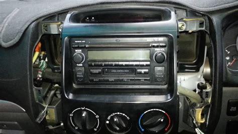 Panel Radiator Toyota Inovathn 2010 Ori how to remove the radio from a toyota prado