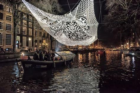 amsterdam light festival boat tour amsterdam light festival 2018 2019 discount tickets