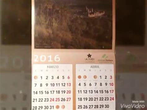 Calendario Bisiesto Calendario A 241 O Bisiesto 2016
