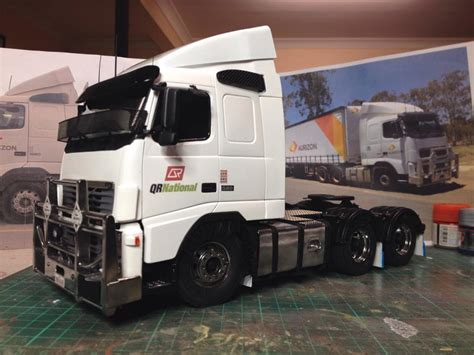 model trucks australia volvo fh mk3 by benjamin o dowd australia a n model trucks