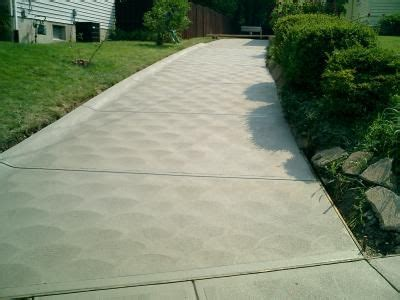 cement patio finishes traditional concrete with swirl