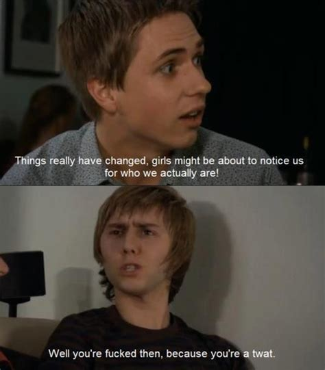 Inbetweeners Friend Meme - 22 ways to insult your friends as told by quot the