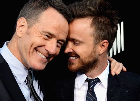 aaron paul misses breaking bad pal bryan cranston this