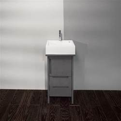 bathroom cabinets with sinks lacava luce small vessel bowl vanity modern bathroom
