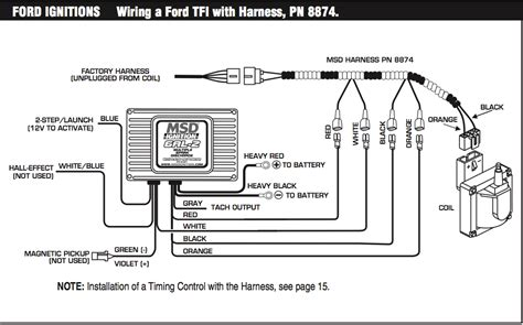 wiring diagram msd 6a wiring diagram chevy hei msd ignition 6al wiring diagram installing to