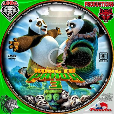 cine world cover kung fu panda 3