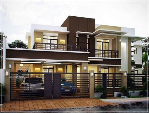 moder home mind blowing modern residential house home design