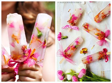 wedding trends for 2015 edible flowers