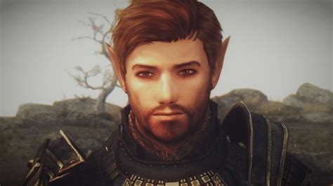 skyrim fine face textures for men fine face textures for men by urshi skyrim mod