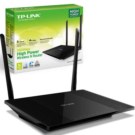 Tp Link Tl Wr841hp Wireless High Power Router N300 Promo 1 tp link tl wr841hp 300mbps high power wireless n router