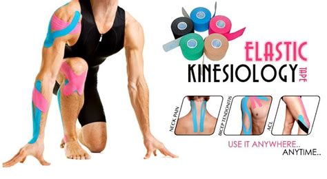 Kinesiotape Elastic Bandage Perban Cedera elastic kinesiology for c end 5 1 2019 2 41 am