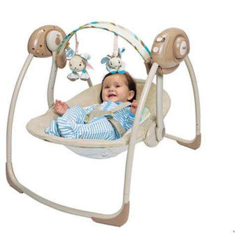 newest baby swings best steals and splurges baby swings parenting