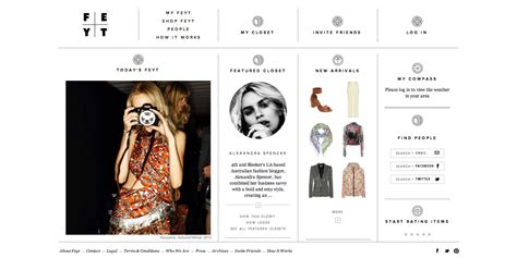style clothing websites 15 clothing accessories websites webdesigner depot