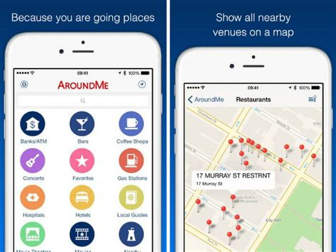 App To Find Around You How To Build A Location Based App Like Aroundme To Find