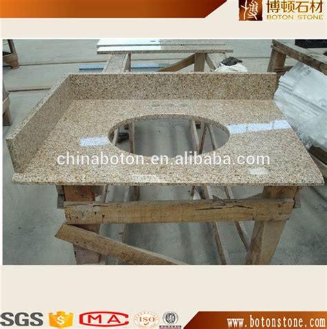 Pre Cut Granite Bathroom Countertops by Pre Cut Commercial Integrated Granite Countertop For