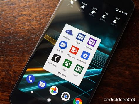 microsoft android apps best microsoft apps for android android central