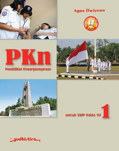 Harga Buku Pkn Yudhistira pkn smp kelas 7 ktsp pkbb