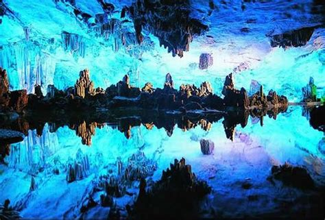 new year in guilin lake inside reed flute cave guilin reed flute cave travel