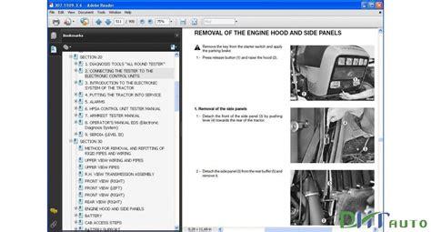 Deutz Fahr Service Repair Workshop Manuals Automotive
