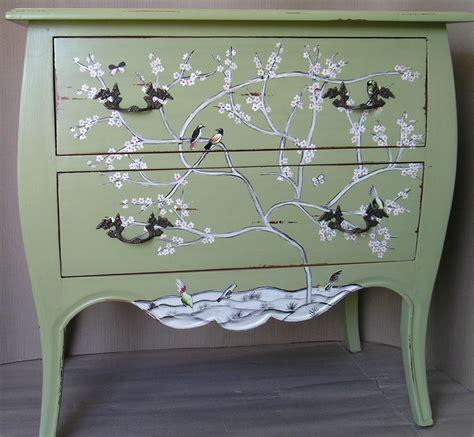 shabby chic designers shabby chic bombe chest of drawers designer steven shell