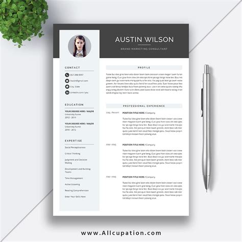 free cover letter templates sample microsoft word