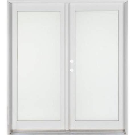 interior french door home depot ashworth professional series 72 in x 80 in white