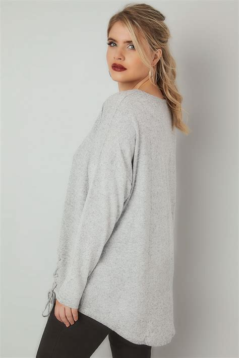 Vanilla Visa Gift Card Refund - blue vanilla curve grey soft touch jumper with lace up hem plus size 18 to 28