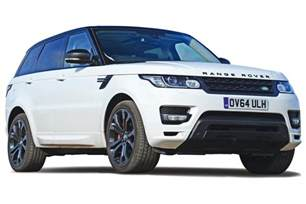 range rover sport suv review carbuyer