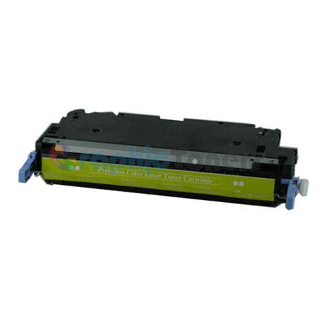 Toner Q7582a Premium Compatible Hp Q7582a Yellow Laser Toner Cartridge