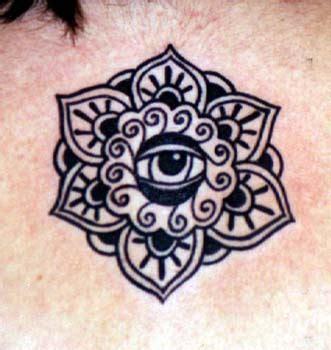 tattoo mandala eye eye tattoo images designs