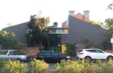 Saunders House by The Trust Objects To Proposed Additions To Post War Residential Property In Parkville Saunders