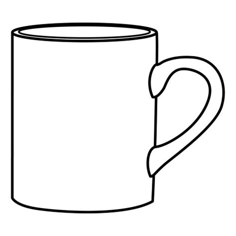 free coloring pages of cup of tea and