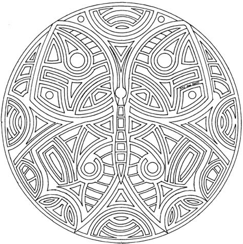 mandala flower coloring pages difficult mandala coloring pages bestofcoloring