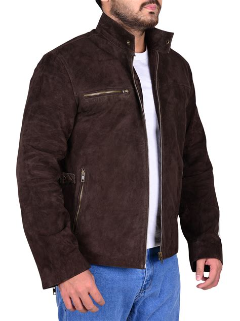 tom cruise mission impossible  suede jacket