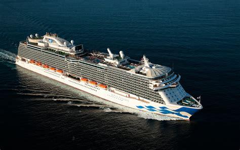 Royal Princess Cruise Ship, 2017 and 2018 Royal Princess