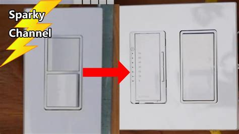 how to separate light and fan switches how to convert a dual switch to separate switches with a