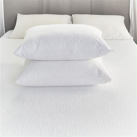 protect a bed allerzip allerzip terry waterproof fully encased mattress protector