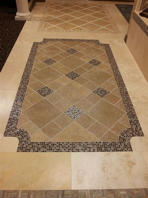 Floor And Tile Decor by Tile Floor Design Idea For The Entry Way Entryway