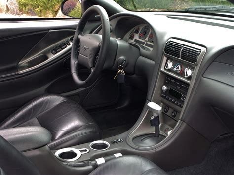 Mustang 2002 Interior by 2002 Ford Mustang Interior Pictures Cargurus