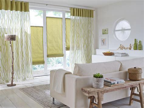 Fensterdeko Für Große Fenster 1052 by Rustikal Wohnzimmer