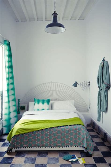 moroccan style small bedroom small spaces design ideas