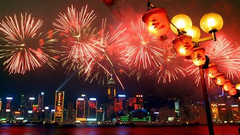 new year traditions customs taiwan new year 2017 celebration fireworks live parade