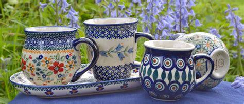 Landhaus Geschirr Keramik by Landhauskeramik Bunzlauer Keramik Porzellan Aus Bunzlau